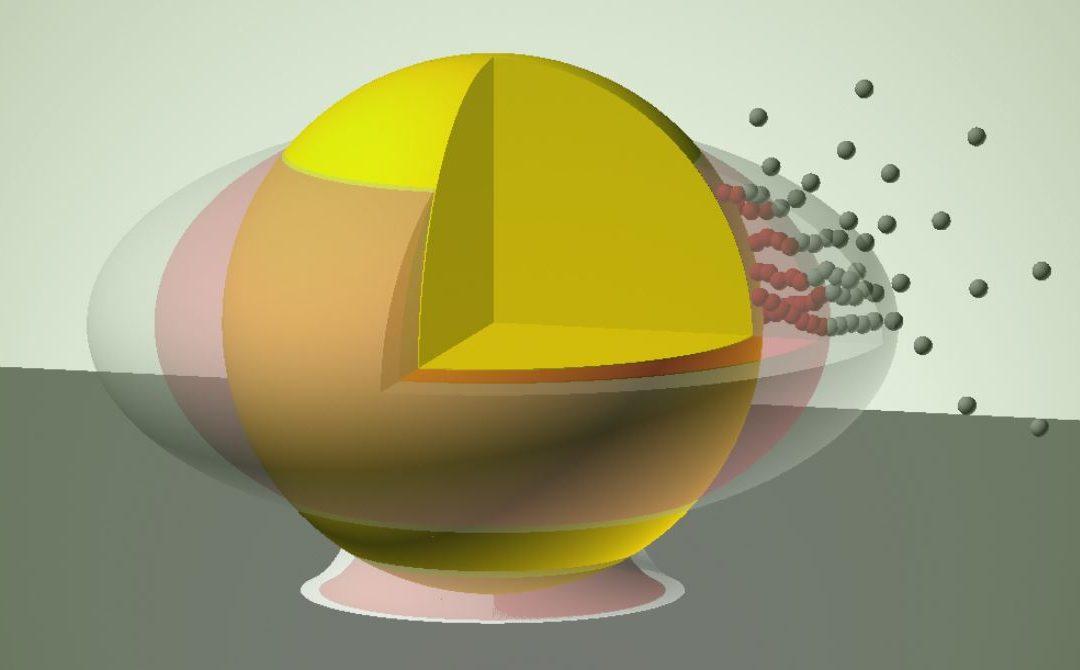 Des nanoparticules «vivantes» activées par la lumière